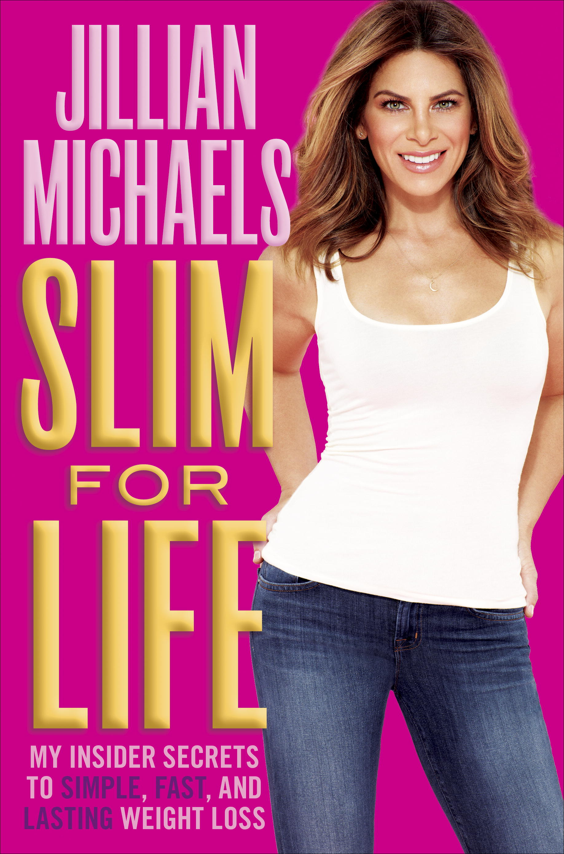 Jillian Michales new book