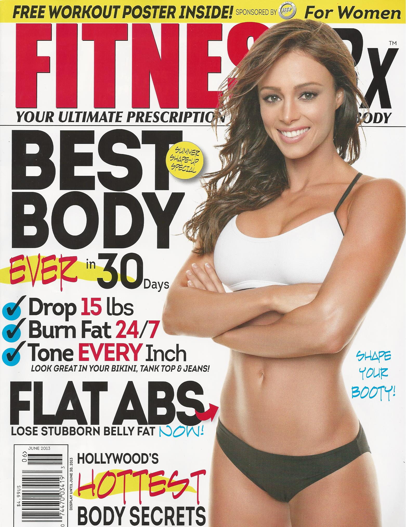 Fitness Rx For Women 001