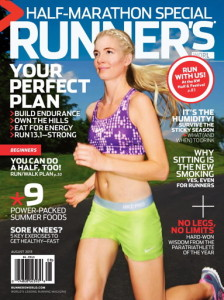Runner's World August 2013