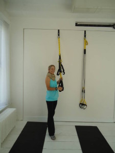 TRX and Yoga--together at last! (Canyon Ranch)