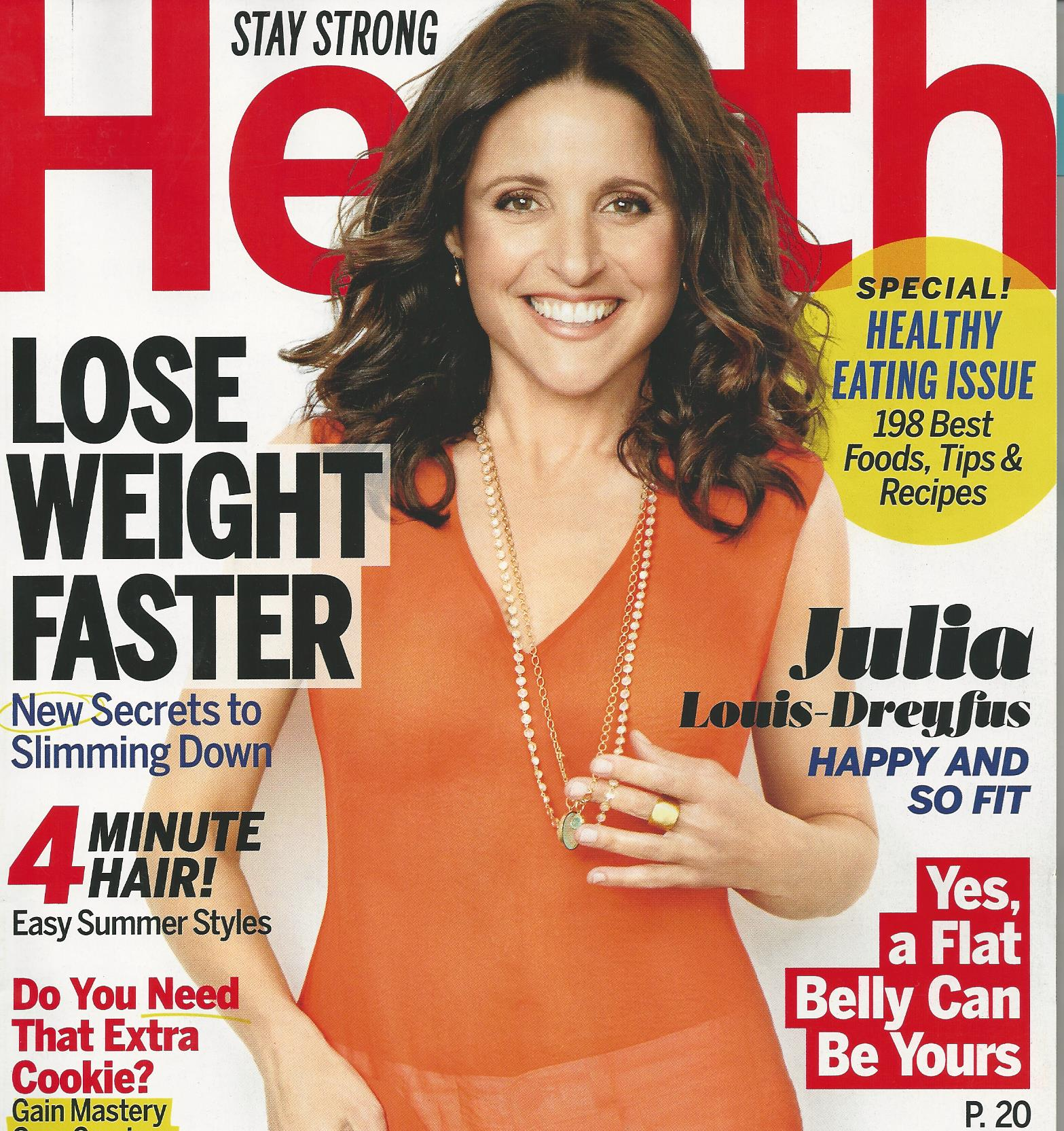 What Did We Learn This Month? @goodhealth Health magazine with ...