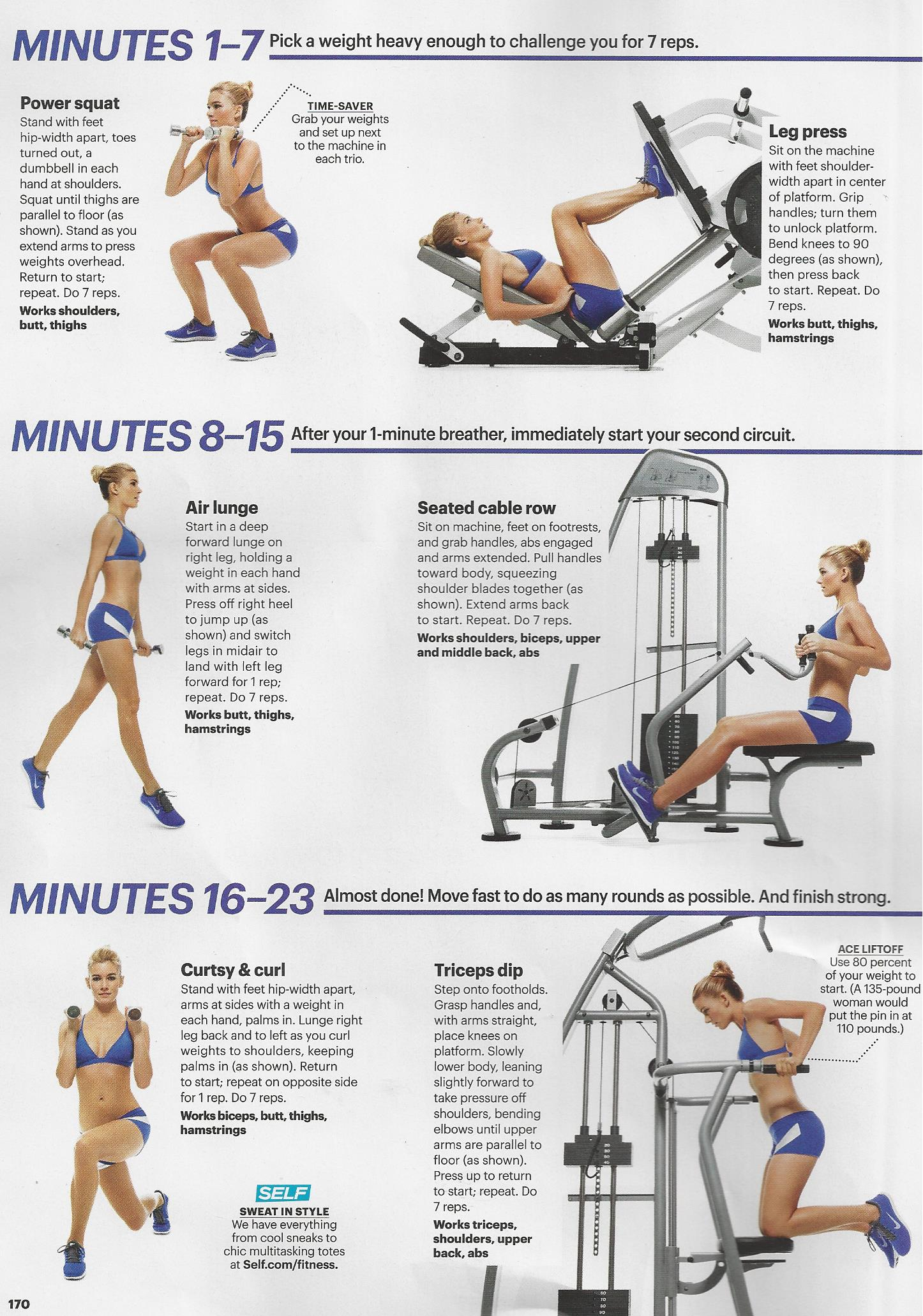 23 Minute Workout 001