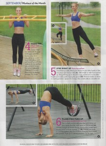 Outdoor workout 001