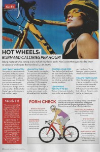 Cycling tips in Shape 001