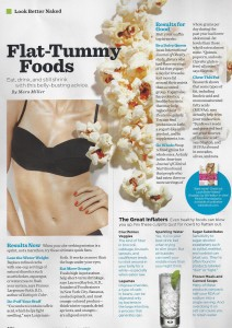 Flat tummy Foods 001