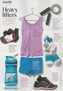 Cross Fit Gear in Shape magazine 001