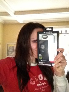 You can win a Mophie Juice Pack from this introvert!
