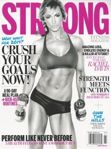 Strong magazine 001