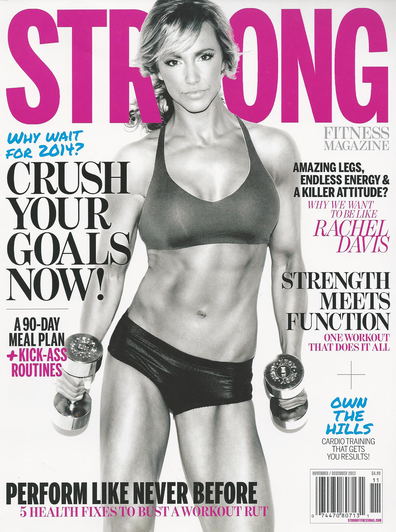 0e506c697a5d9 Strong Fitness magazine Archives - Brooklyn Fit ChickBrooklyn Fit Chick