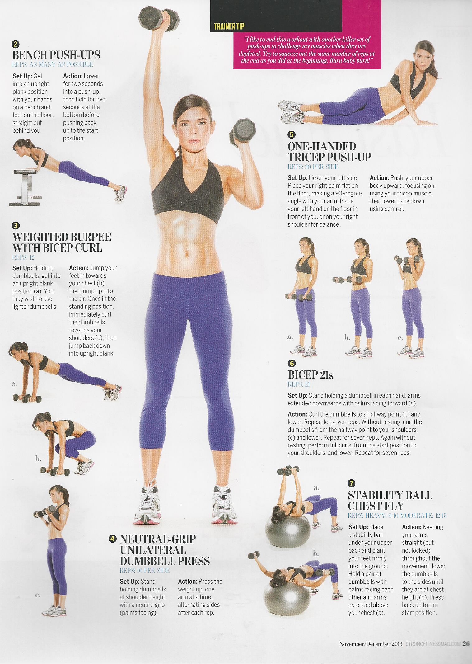 Pin buffie the body weight on pinterest