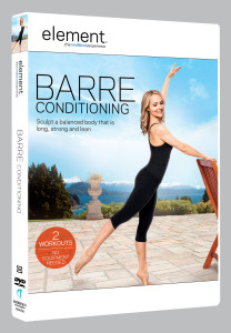 Barre Conditioning--Enter to Win this DVD!