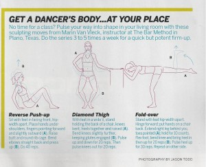 Barre Classes Health Magazine 001
