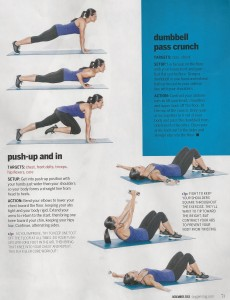 Push Up and IN 001
