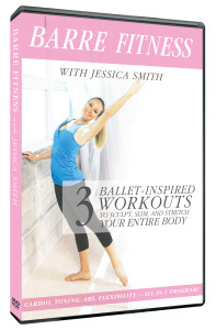One of two Jessica Smith DVDs you can win!