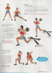 Lean Thighs Workout Oxygen magazine 001