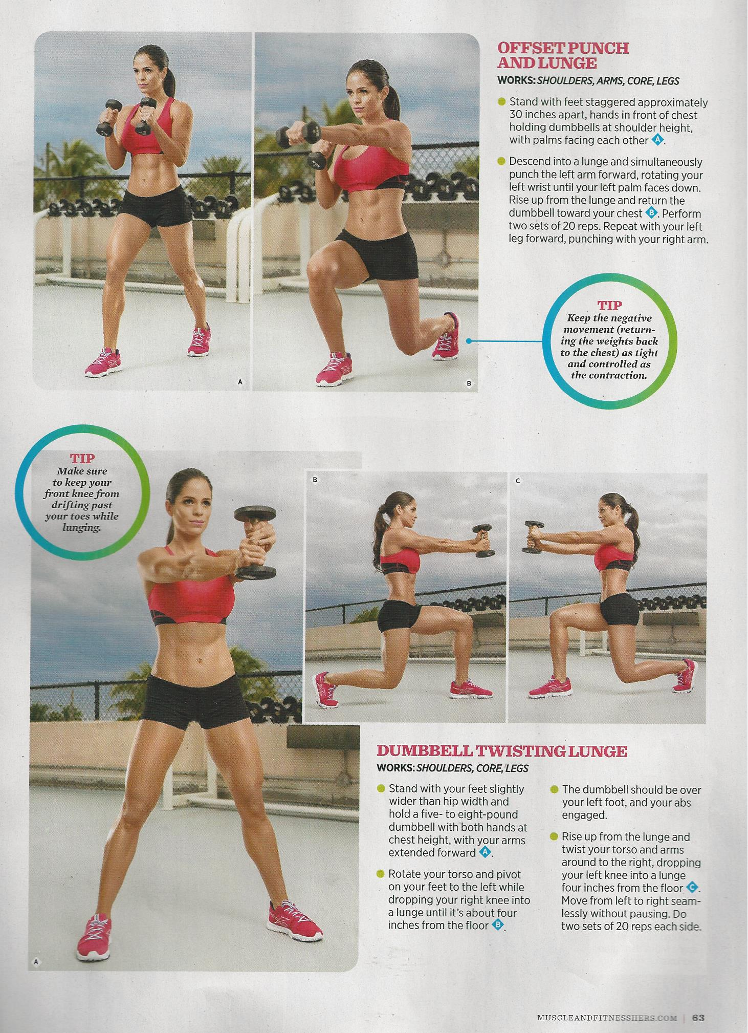 Muscle Fitness Hers Waist Whittlers 001