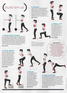 Glute workout 001