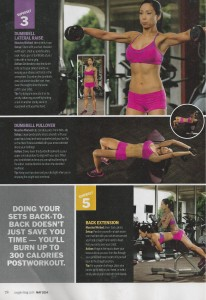 Your Upper Body Workout Oxygen 001