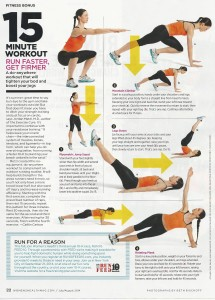 15 Minute workout 001
