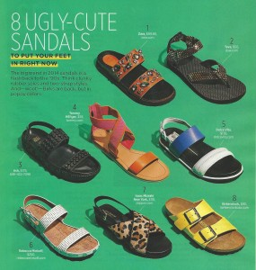 8 Ugly Cute Sandals 001