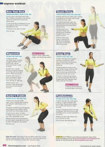 Express Workout 001