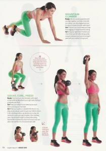 Kettlebell workout 001