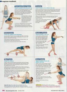 Monthly Workout 001
