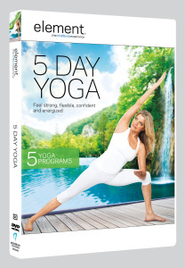 Enter to win this yoga DVD!
