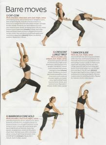 Barre Moves Shape Magazine 001