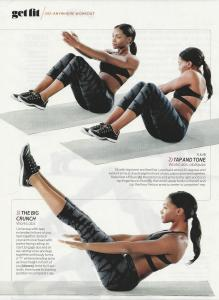 Core Training Shape Magazine 001