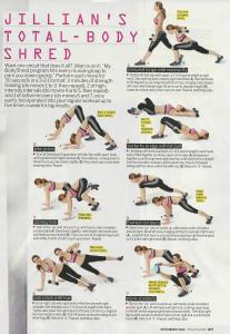 Jillian Michaels Body Shred 001