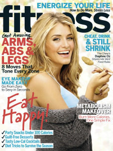 Daphne Oz photographed by Justin Stephens