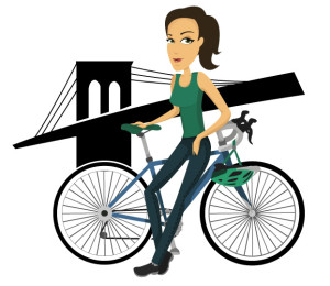 Brooklyn Fit Chick News & Notes: @FitBottomedGirl @TapGenes @TerryBikes @RottenBroadway