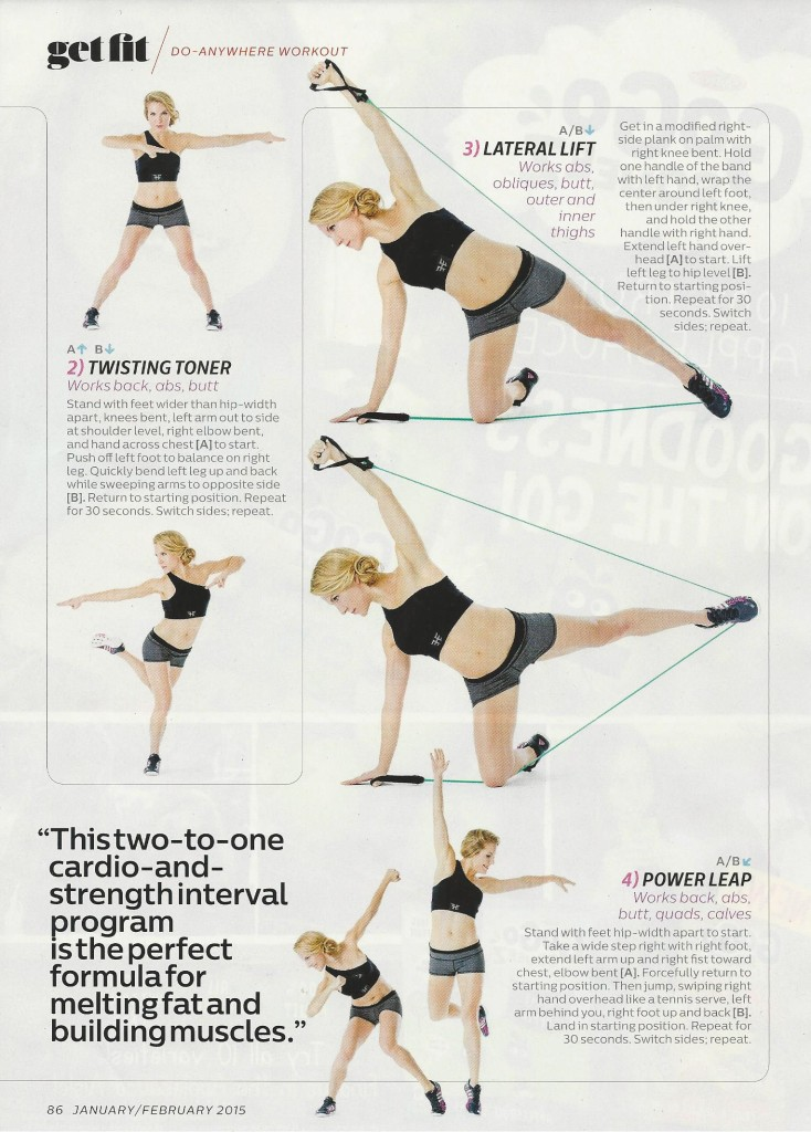What Did We Learn This Month? @Shape_Magazine & Brooke ...