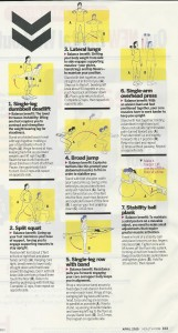 Exercises for Balance Health mag 001