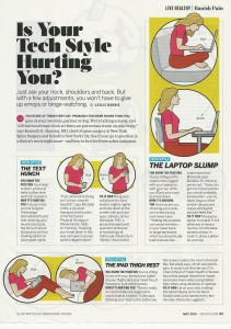 Tech Style Hurting You Health mag 001