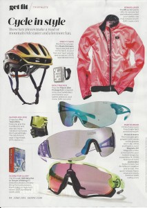 Shape mag Cycling Gear 001