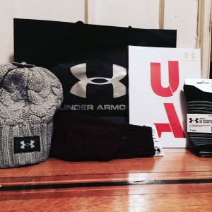 Under Armour Event Goodies