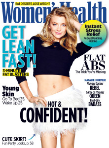What Did We Learn This Month? @WomensHealthMag with Natalie Dormer on the Cover!