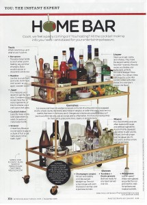 Womens Health Home Bar 001