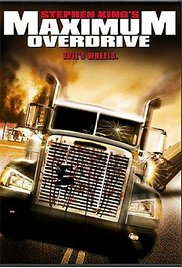 "Book Vs. Movie Podcast: Stephen King's ""Maximum Overdrive"""